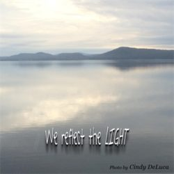 we reflect the light