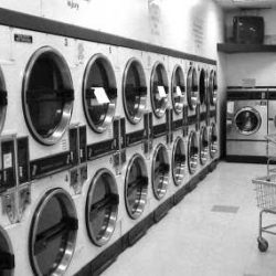 Miracle in a Laundromat